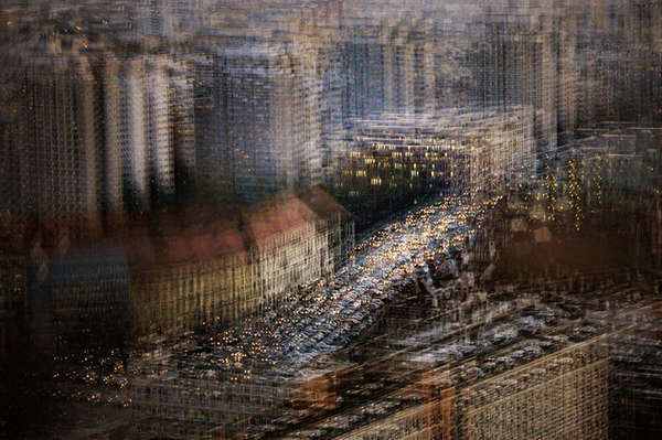 Landscape Anna Liasi AS Photography - Photographs capture busy working life cities around world
